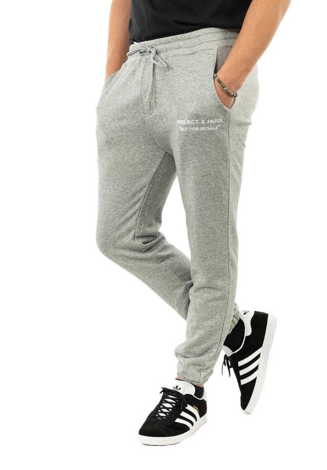 Pantalon de survêtement - gris