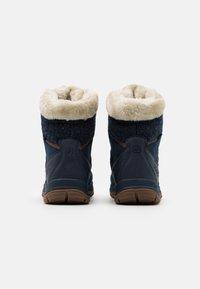 Jack Wolfskin - ASPEN TEXAPORE MID  - Winter boots - dark blue/blue - 2