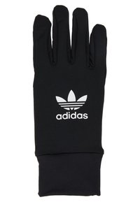 adidas Originals - TECHY GLOVES - Fingervantar - black/white - 1