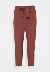 ONLY Petite - ONLHERO LIFE PANT  - Trousers - apple butter - 4