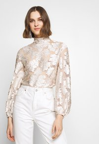 Alice McCall - MAGIC BELL TOP - Bluse - linen - 0