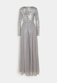 Nly by Nelly - GIVE IT ALL GOWN - Ballkjole - dark grey - 1