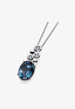 KETTE MIT ANHÄNGER PROVE - Necklace - blau