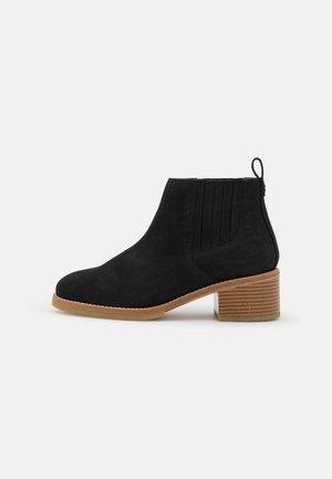COLOGNE TOP - Korte laarzen - black