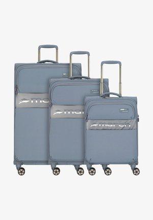 SET - Set di valigie - blue grey