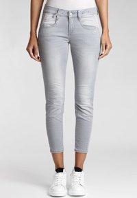 Gang - NELE - Jeans Skinny Fit - grey genoa - 0