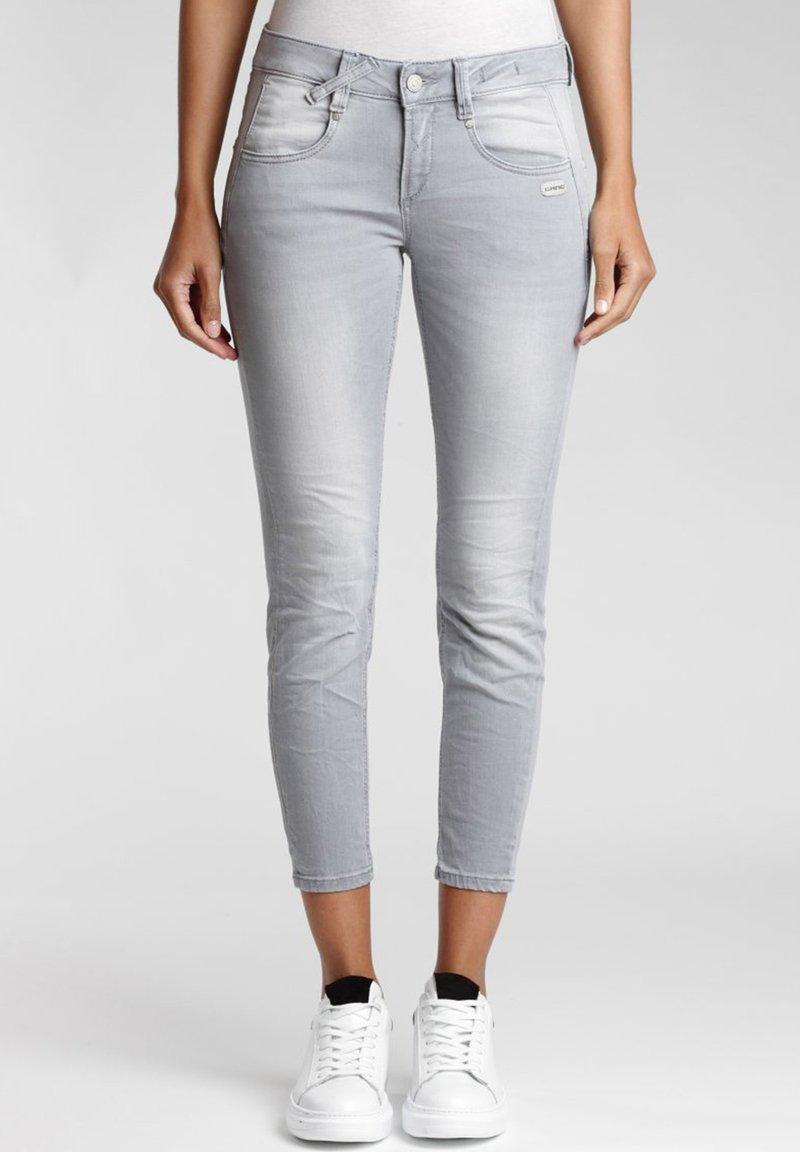 Gang - NELE - Jeans Skinny Fit - grey genoa