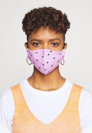 3 PACK - Masque en tissu - multi/lilac