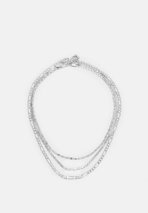 PCDIDDY COMBI NECKLACE 3 PACK - Ketting - silver-coloured