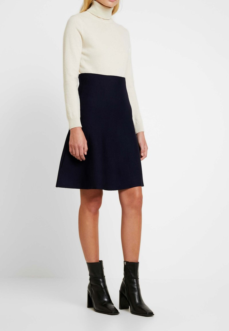 Soft Rebels - SRHENRIETTA SKIRT - A-linjekjol - total eclipse