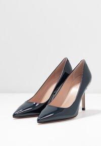 HUGO - INES - High heels - dark blue - 4