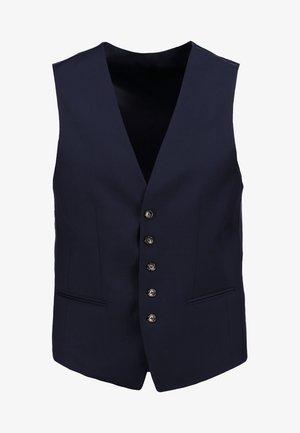 WEBSTER - Suit waistcoat - blue