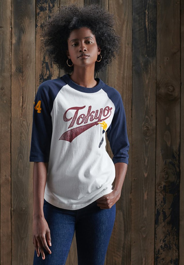 VARSITY BASEBALL - Article de supporter - nautical navy