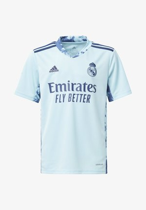 REAL MADRID HOME GOAL KEEPER JERSEY - Fanartikel - blue