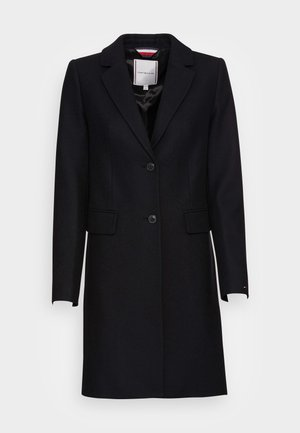 CLASSIC COAT - Classic coat - black