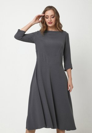 Day dress - dunkelgrau
