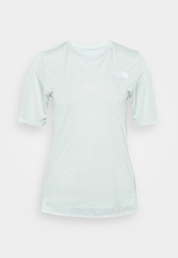 UP WITH THE SUN - T-shirts - misty jade