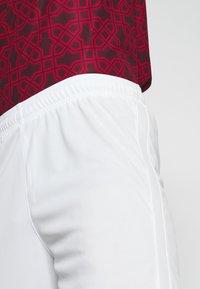 Nike Performance - TÜRKEI SHORT - Sports shorts - white/sport red - 3