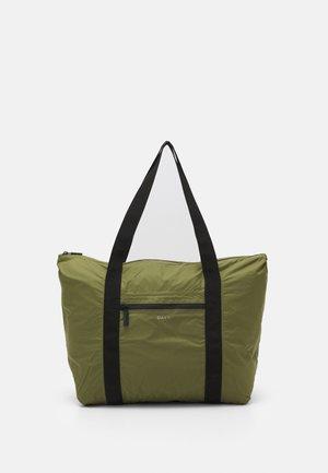 NO RAIN TOUR - Tote bag - fir green