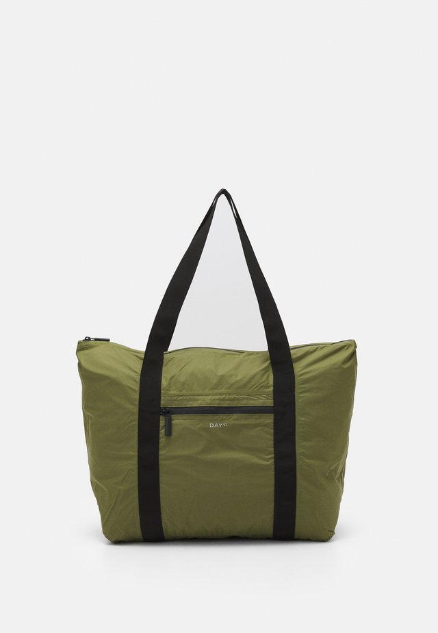 NO RAIN TOUR - Shopping bag - fir green