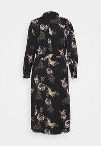 Vero Moda Curve - VMCRANE DRESS  - Day dress - black - 1