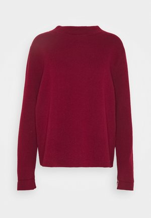 CORE - Pullover - bordeaux red