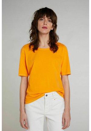 T-shirt basique - flame orange