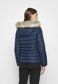 Tommy Jeans - BASIC - Chaqueta de plumas - twilight navy - 2