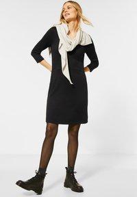 Cecil - Jersey dress - schwarz - 0