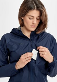 Mammut - KENTO - Waterproof jacket - peacoat - 2