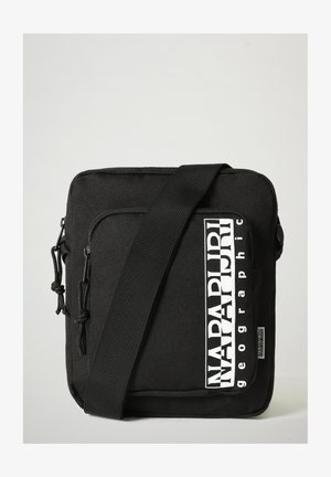 HAPPY CROSS POCKET - Across body bag - black