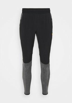 SHIELD TRACKIES - Punčochy - true black