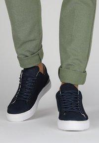 Blackstone - Sneakers - dark/blue denim - 0