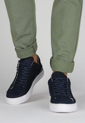 Sneakers - dark/blue denim