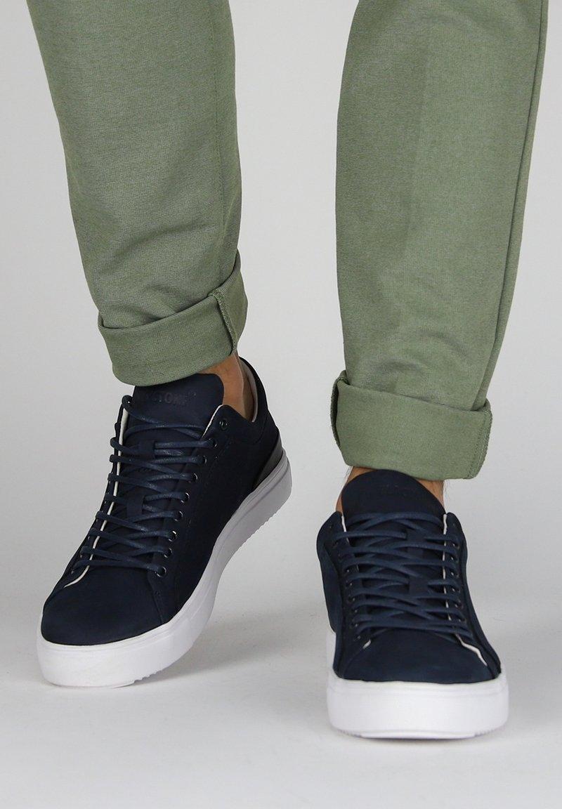 Blackstone - Sneakers - dark/blue denim