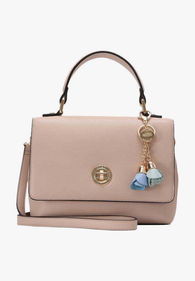 HENKELTASCHE FLORIA - Handbag - nude