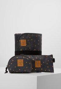 Lässig - TWIN BAG TRIANGLE - Sac à langer - dark grey - 5