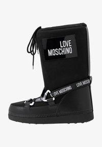 Love Moschino - SKI BOOT - Winter boots - black - 1