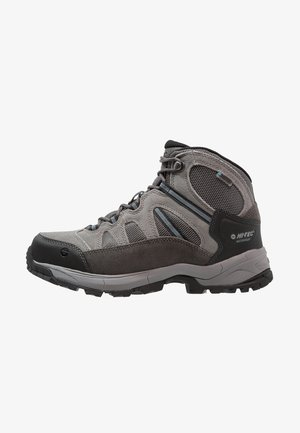 BANDERA LITE MID WP - Outdoorschoenen - charcoal/grey/goblin blue