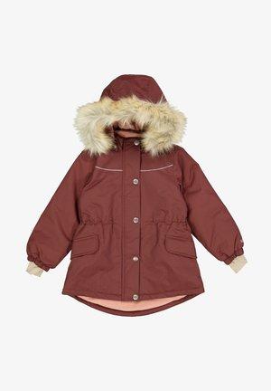 MATHILDE TECH - Winter jacket - maroon