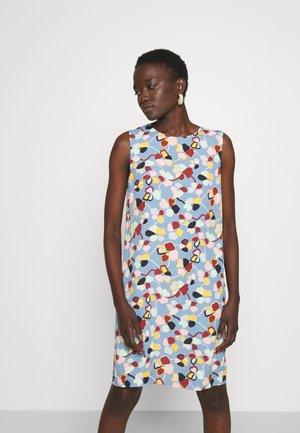 DRESS - Sukienka letnia - powder blue/candy