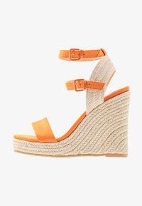 Even&Odd - Sandalen met hoge hak - orange - 1