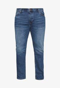 River Island - Slim fit jeans - mid blue - 4