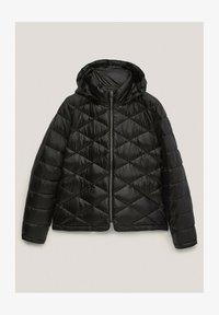 Massimo Dutti - Winter jacket - black - 3