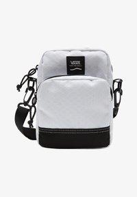 Vans - UA CONSTRUCT DX SHOULDER BAG - Across body bag - white - 1