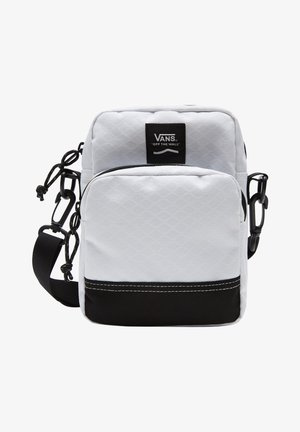 UA CONSTRUCT DX SHOULDER BAG - Across body bag - white