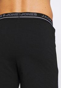 Jack & Jones - JACBLACK BOXERS 2 PACK - Panty - black/black - 2