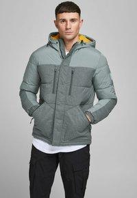 Jack & Jones - Winter jacket - light grey melange - 0