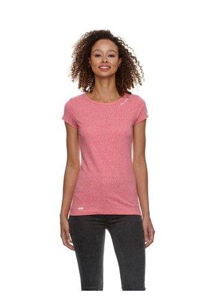 MINT - Basic T-shirt - pink