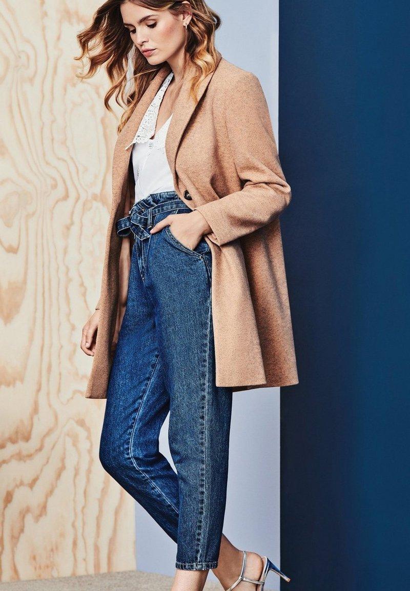 Dorothy Perkins - Classic coat - brown